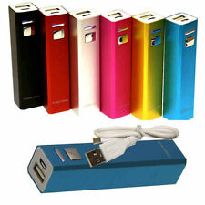 2600mAh Portable External Power Bank Charger Battery Pack For Mobile Cell Phone