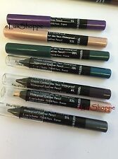 MAKE UP FOR EVER AQUA EYES Waterproof Eyeliner Pencil TRAVEL SIZE 0.025oz PICK