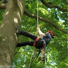 Tree Surgeon Starter Climbing Kit,For Arborists, Tree Climbing kit 25m sewn eye