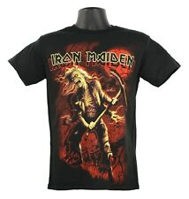 Licensed IRON MAIDEN Benjamin Breeg Heavy Metal Mens T-Shirt Black S M L XL 2XL