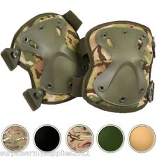 SPECIAL-OPS ARMOUR KNEE PADS PROTECTION BTP ARMY PAINTBALLING AIRSOFT HUNTING