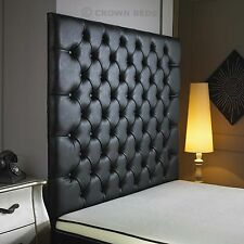 !AMAZING CROWN WALL HEADBOARD IN 2ft6,3ft,4ft,4ft6,5ft,6ft BEST PRICES ON EBAY!!