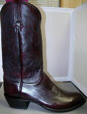 MENS LUCCHESE - STYLE #M1021 LONESTAR CALF COWBOY BOOT  - CARSON-Several Sizes