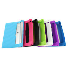 """AS5 Silicone Gel Soft Pouch Case Cover For 8"""" Lenovo Yoga Tablet 2 830F"""