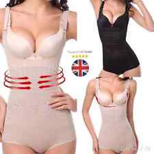 UK LADIES BEST CONTROL UNDERWEAR FOR WOMEN BODY SHAPING LINGERIE PLUS SIZE NEW