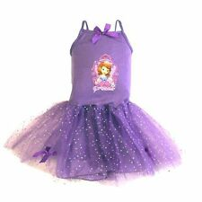 NEW Disney Princess SOFIA the First Tutu Party Fancy Dress Up Dance Costume