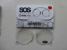 Nannini SOS Clear Pince Nez Reading Glasses