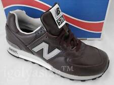 NEW BALANCE M576CD JAPAN LIMITED EDITION BROWN LIGHTWEIGHT SNEAKER 'MADE IN USA'