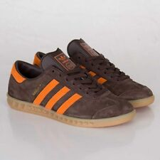 Adidas Hamburg  Brown UK 8, 8.5, 9,10.5,11 , BNIBWT NEW IN BOX DEADSTOCK GRADE A