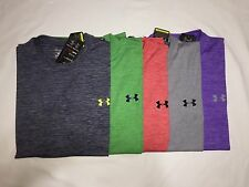 NWT UNDER ARMOUR HEAT GEAR MEN'S TWIST LOOSE FIT S/S T.SHIRT-S/M/L/XL/2X
