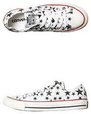 New Converse Chuck Taylor Womens All Star Multi Star Shoe Women's Shoes White