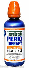 TheraBreath PERIO THERAPY Oral Rinse - Sensitive & Bleeding Gums & Irritation