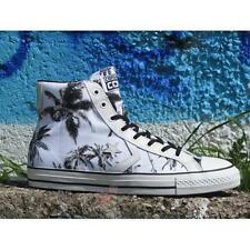 Shoes Converse Star Player Hi Canvas 148513c sneakers Man White Palms Print LTD