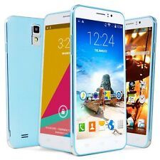 "Hot 5.5"" Smartphone Android 4.4.2 Dual Core 4GB GPS/QHD/WIFI/2SIM unlocked phone"