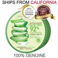 Nature Republic Aloe Vera 92% Soothing Gel for Face, Body, Hair and Nail