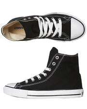 New Converse Womens Chuck Taylor All Star Hi Top Shoe Women's Shoes Black