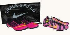 Nike RIVAL D Distance or RIVAL S Racing Pink Tones ZOOM Track Shoes WMS NEW