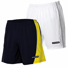 Stanno Mens Football Shorts Climatec Training New