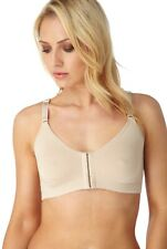 POST SURGERY BRA -Front Fastening Soft Cup Post Surgical Bra  Breast Surgery Bra