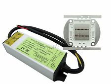 20W 30W 50W 100W Infrared IR 730nm 850nm 940nm High Power LED Waterproof Driver