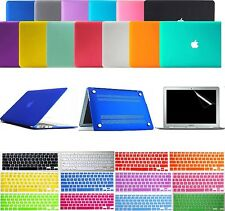 Hard Case Keyboard Skin Cover Screen Protector Film F 2015 Apple Macbook 12 inch