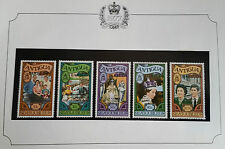 MNH_Queen's_Silver_Jubilee (Royal Visit to West Indies sets) PRICED TO SELL