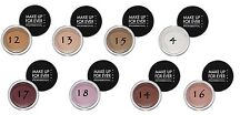 Make Up For Ever Waterproof Aqua Cream Color Eyeshadow U PICK 15, 13, 12, 17, 18