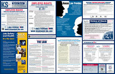 Kansas Labor Law Poster 2015 / All-On-One State and Federal Labor Law Poster
