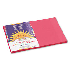 SunWorks Construction Paper, Choice of Color, Paper Size, and Paper Count