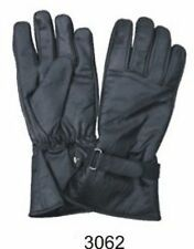 A3062 Riding gloves lightly lined with Velcro strap