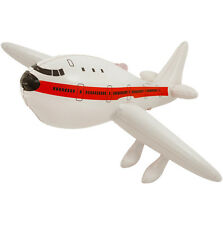 Inflatable Aeroplane 50cm Blow Up Flying Flight Airplane Prop Pilot Pool Party