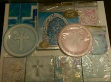 Choose Religious/First 1st Communion Party Napkins/Banner/Invitations/Plates