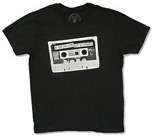 5 SECONDS OF SUMMER CASSETTE TAPE BLACK T-SHIRT NEW OFFICIAL 5SOS