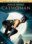 Catwoman (DVD, 2004, Full - Screen Edititon, Halle Berry, FREE SHIPPING)