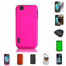 For LG MyTouch Maxx E739 Colorful Hard Snap on Cover Case Accessory