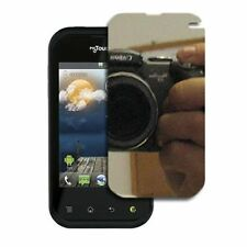 For LG MYTOUCH Q C800 Mirror Screen Protector LCD Phone Cover