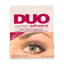 DUO Glue Eyelash Adhesive Clear Used by MAC Water Proof 9g UK Seller