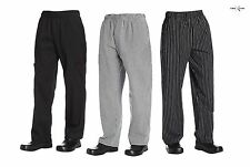 Chef Code the Classic Baggy Chef Pants CC221-222 XS-5XL
