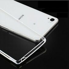 New Transparent Clear TPU Silicone Soft Case Skin Cover For Sony Xperia series