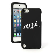 For Apple iPod Touch 4th 5th 6th Rubber Hard Case Cover Evolution Basketball