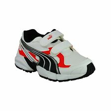 Puma Axis Junior Velcro Trainer / Boys Trainers