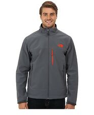 Brand New The North Face Mens Apex Bionic Jacket softshell coat Vanadis Grey!!