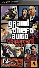 Grand Theft Auto: Chinatown Wars (Sony PSP, 2009) Complete Tested & Working GTA