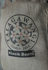Java Klasik Bean Coop Robusta GREEN Coffee Beans 3-20 Pounds Fast Ship