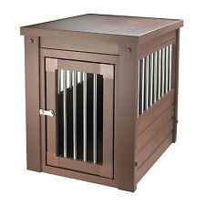 Pet Crate Table Habitat Innplace Dog New Age Dining Living End Kennel Bed Home