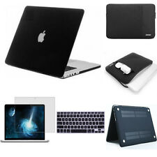 "Laptop Matt Rubberized Hard Case Keyboard Skin Cover For MacBook Air 11"" / 13"""