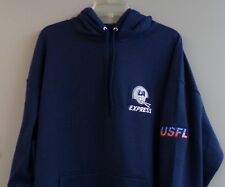 USFL Football Los Angeles Express Embroidered Hoodie S-4XL NFL Steve Young New!