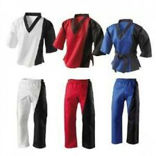 Splice Freestyle Martial Arts Uniform Outfit Suits Gi Childrens Adults Kids