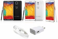 Samsung Galaxy Note 3 SM-N900V 32GB Verizon T-Mobile AT&T 4G UNLOCKED Cell Phone