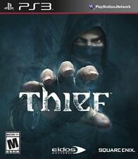 Thief (Sony Playstation 3) Factory Sealed Brand New